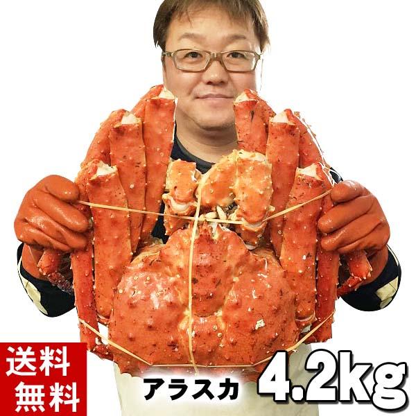 巨大タラバ蟹