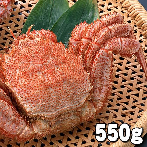 毛ガニ 550~600g前後 中型 ボイル冷凍