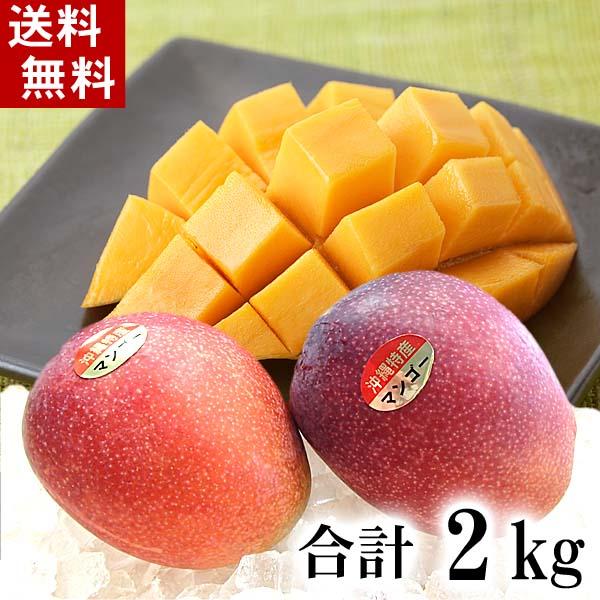 沖縄産 アップルマンゴー